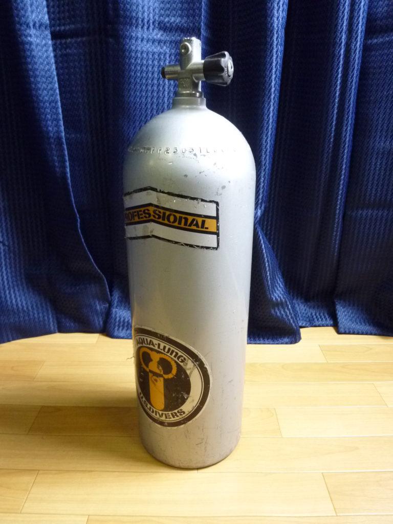アクアラング製ボンベの不用品買取