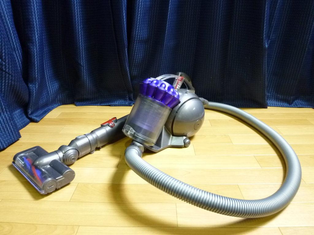 ダイソン製掃除機の不用品買取