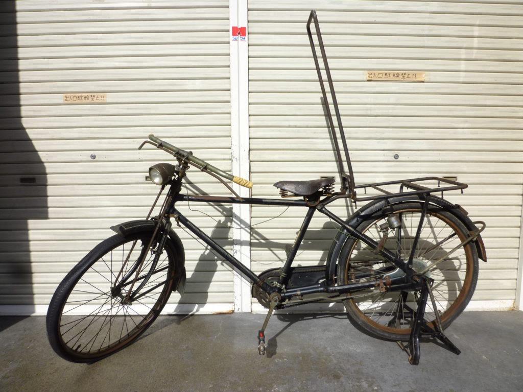 ウエルビーの運搬用自転車の不用品買取