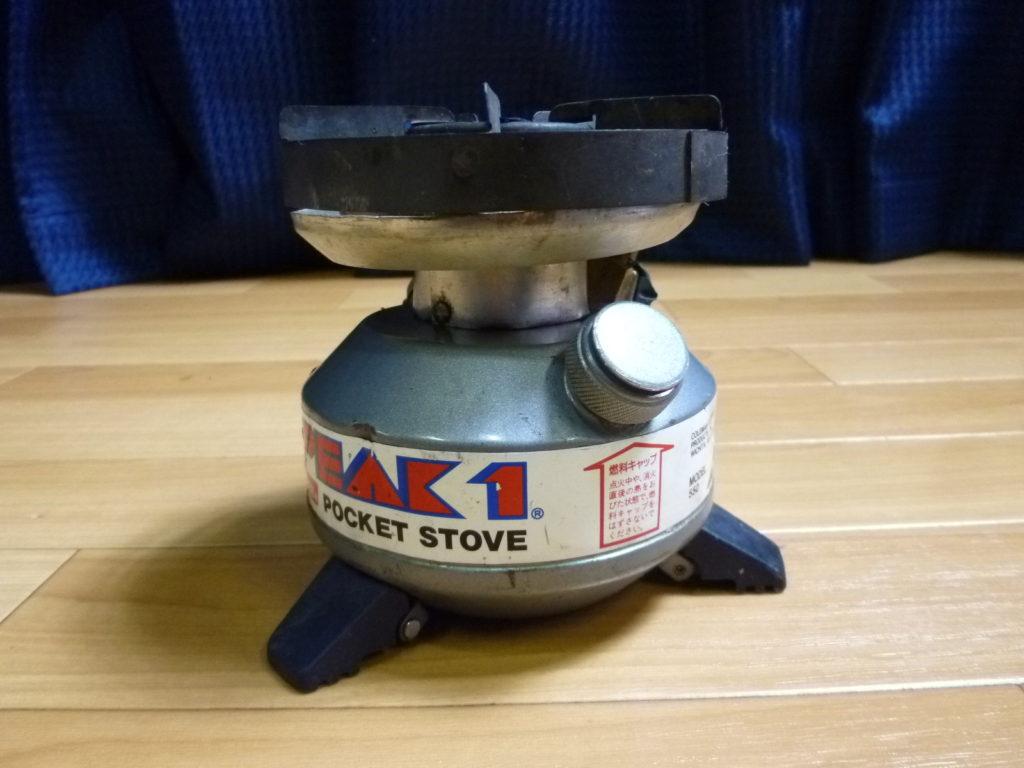 PEAK1のアウトドア用ストーブの不用品買取