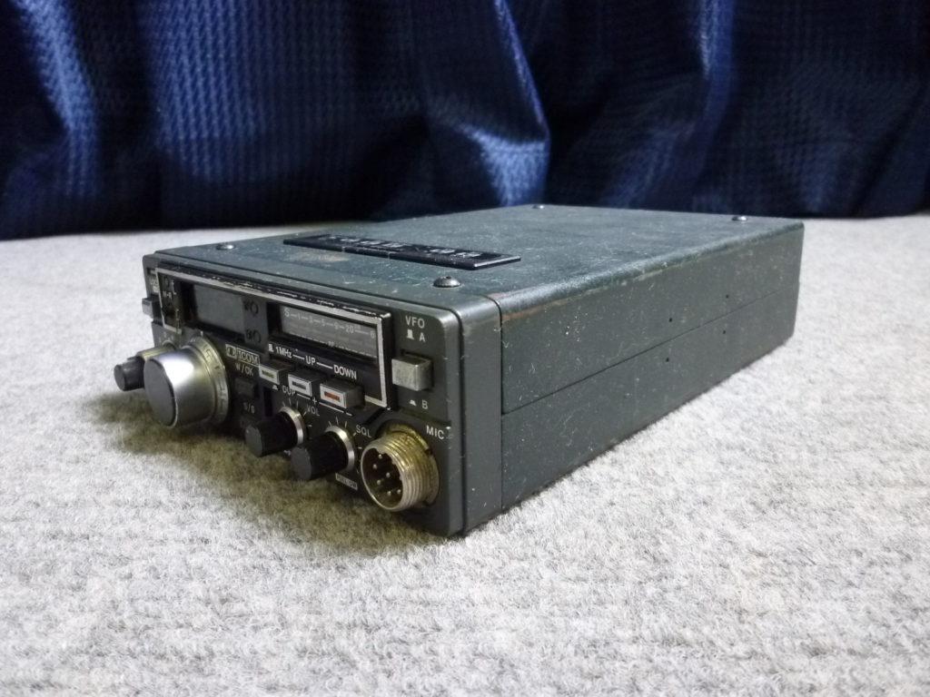 ICOMの無線機の不用品買取