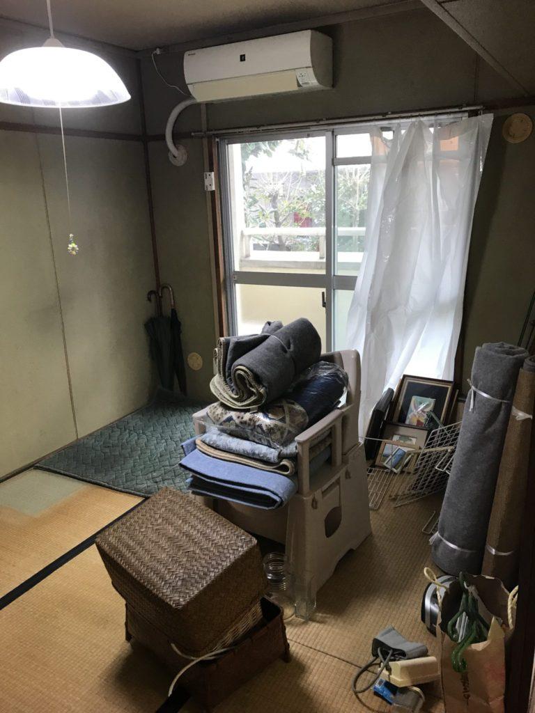 エアコン・照明・介護用便器の不用品処分