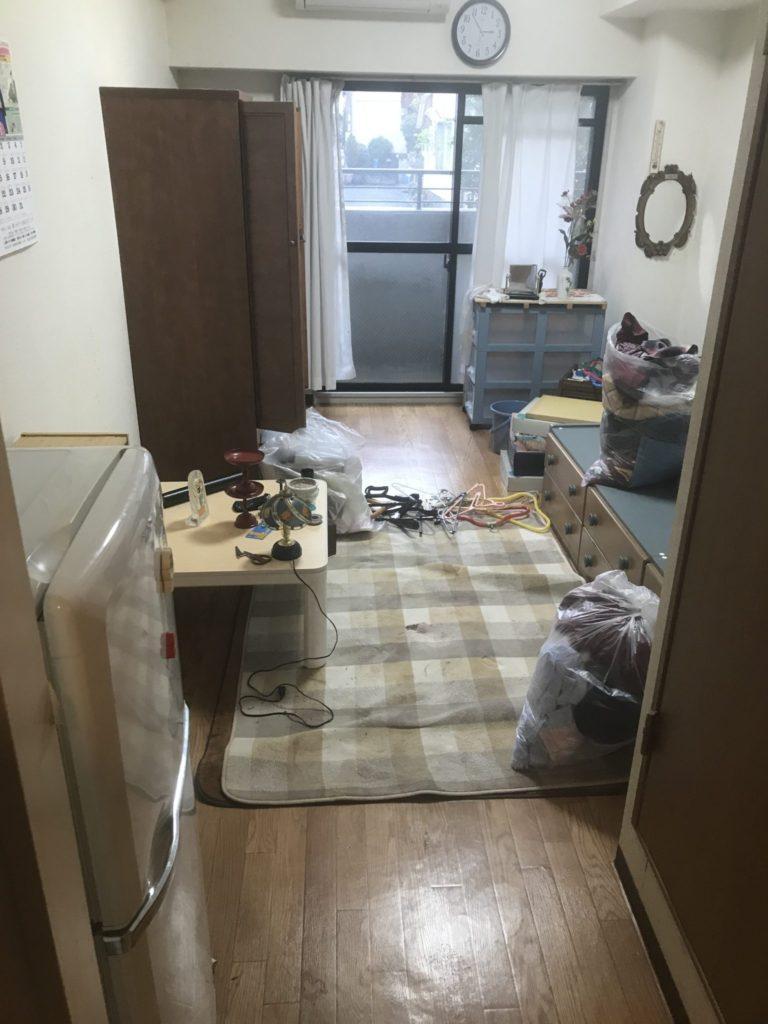 冷蔵庫・カーペット・テーブルの不用品回収