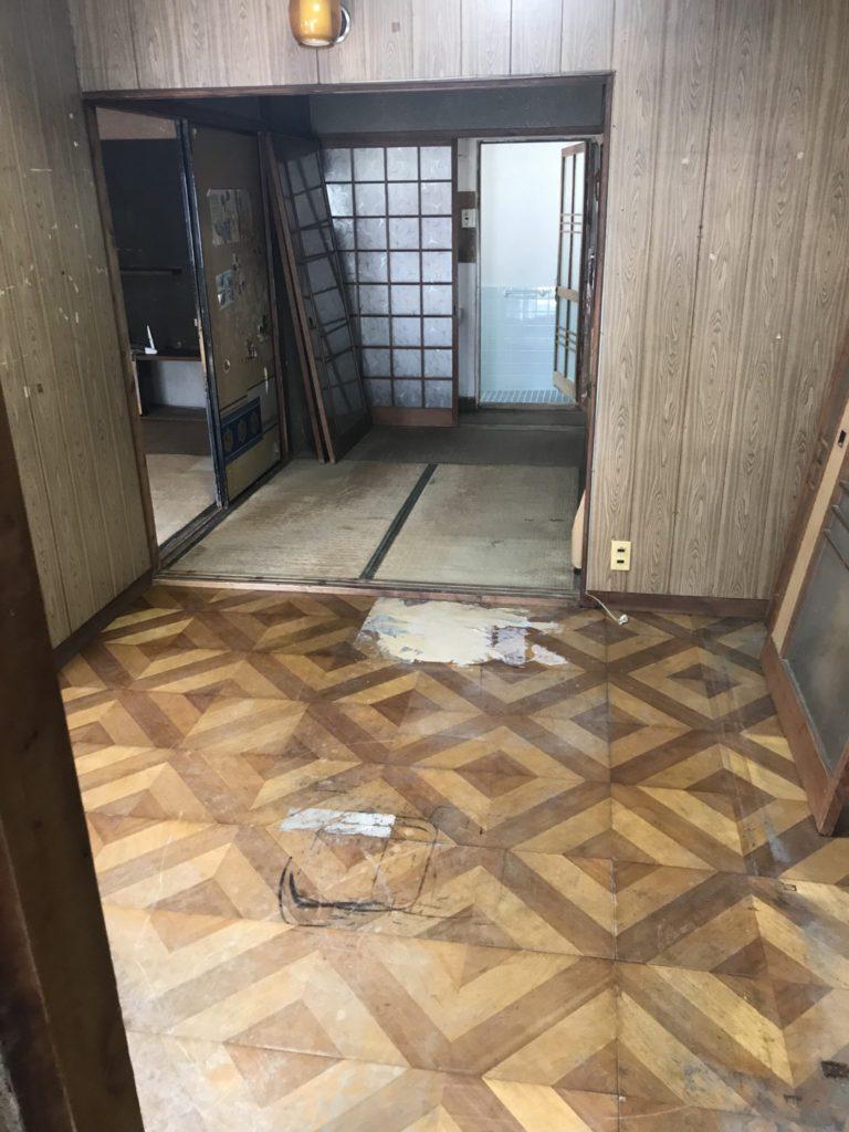 大阪府八尾市の不用品処分後3