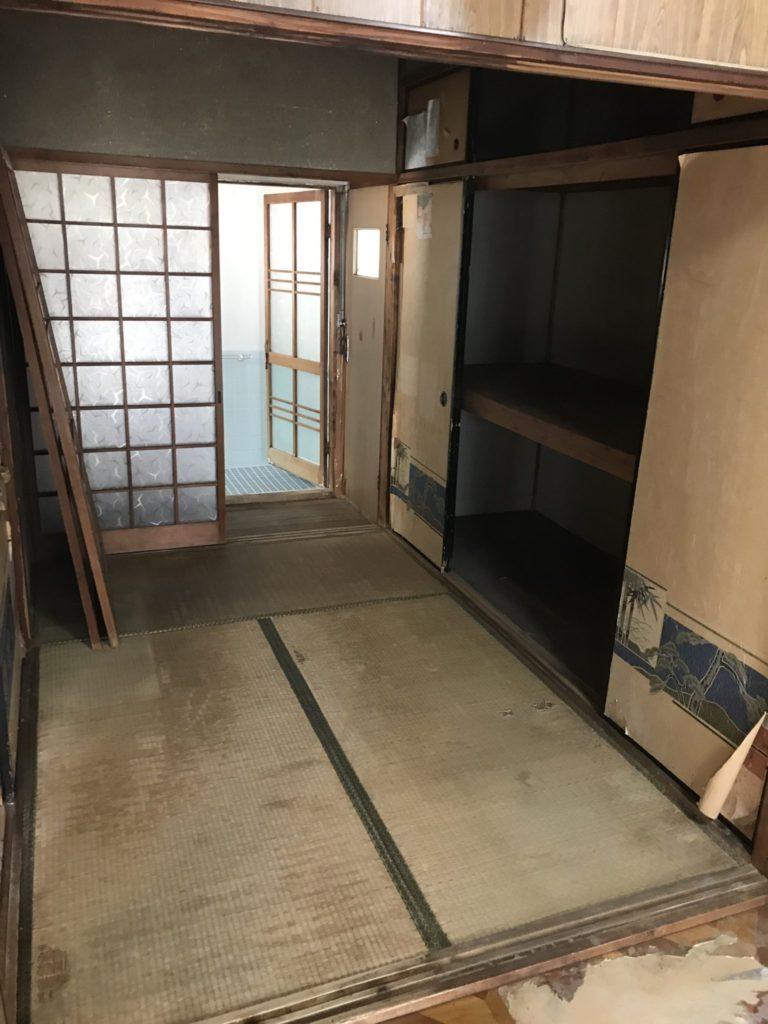 大阪府八尾市の不用品処分後4