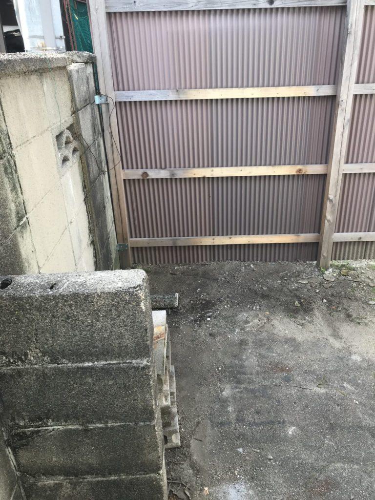 大阪府八尾市のい家一軒丸ごと片付け後