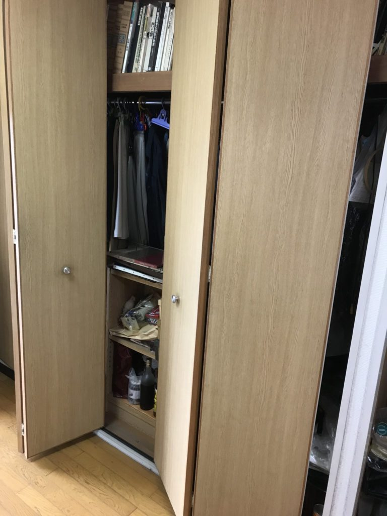 大阪市天王寺区の大量の不用品処分前3