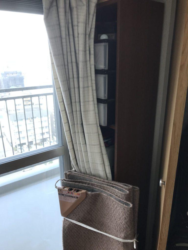大阪市天王寺区の大量の不用品処分前7