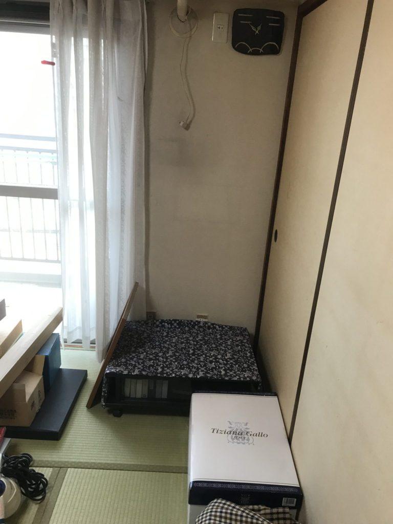 大阪市天王寺区の家一軒丸ごと片付け前1