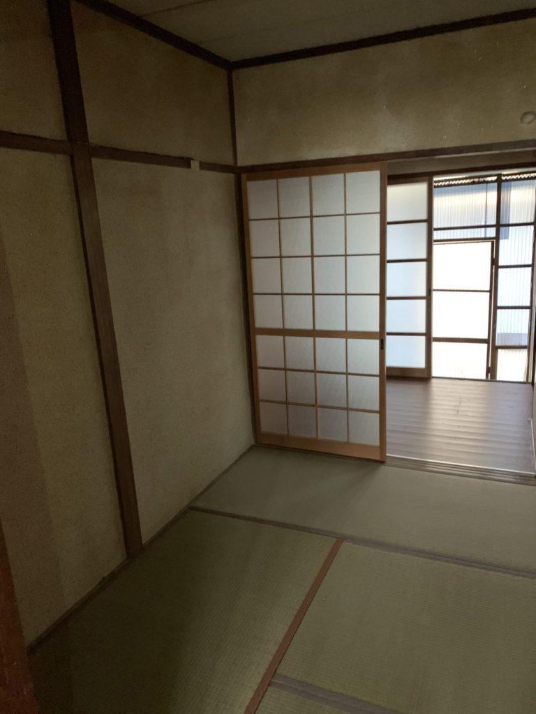 大阪市東淀川区 介護整理・福祉住環境整理 T様 60代男性 2
