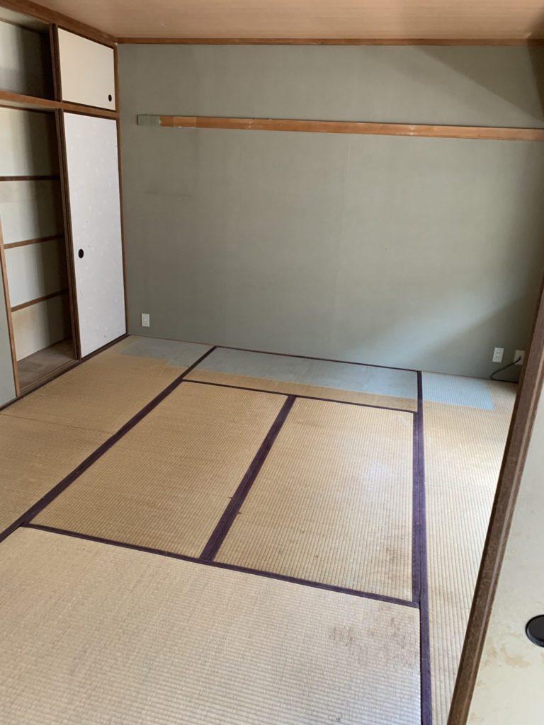 大阪市中央区の遺品整理後3