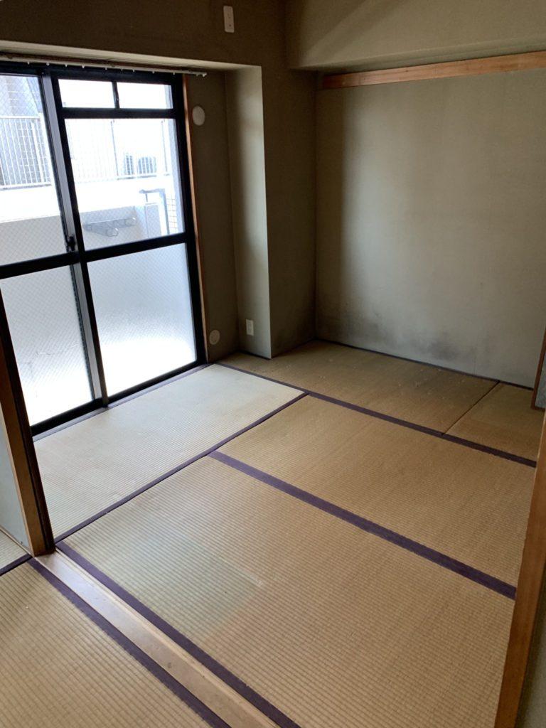 大阪市中央区の遺品整理後4