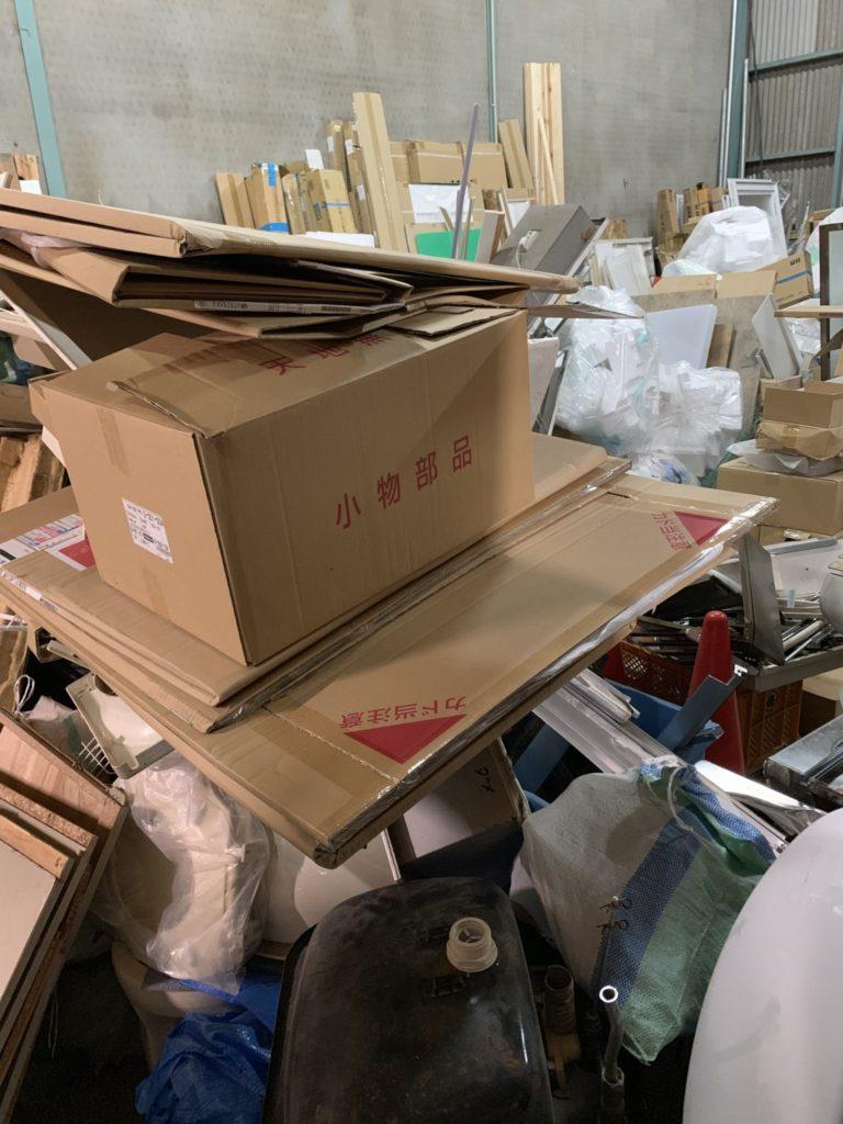 大阪市平野区 店舗・会社・倉庫・工場などの整理・不用品処分 法人様のお客様 3
