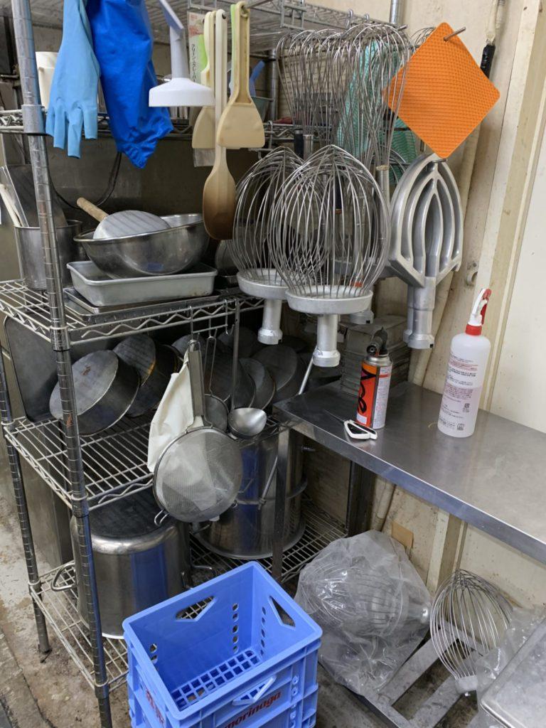厨房機器買取7