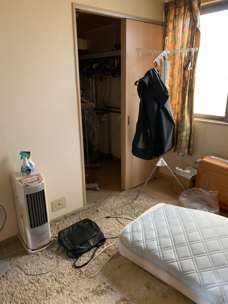 兵庫県尼崎市の家一軒丸ごと整理前1