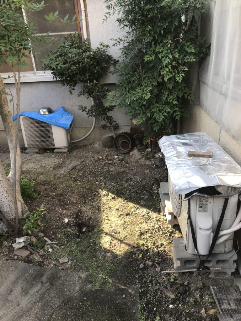 大阪府八尾市の不用品処分前3