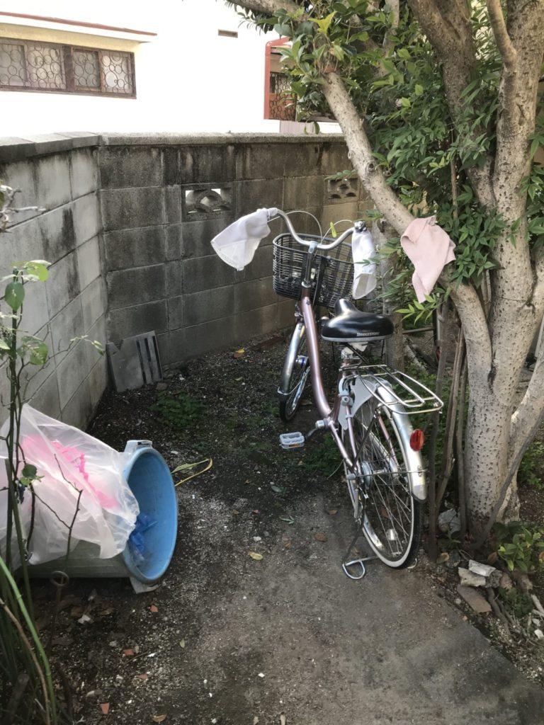 大阪府八尾市の不用品処分前4