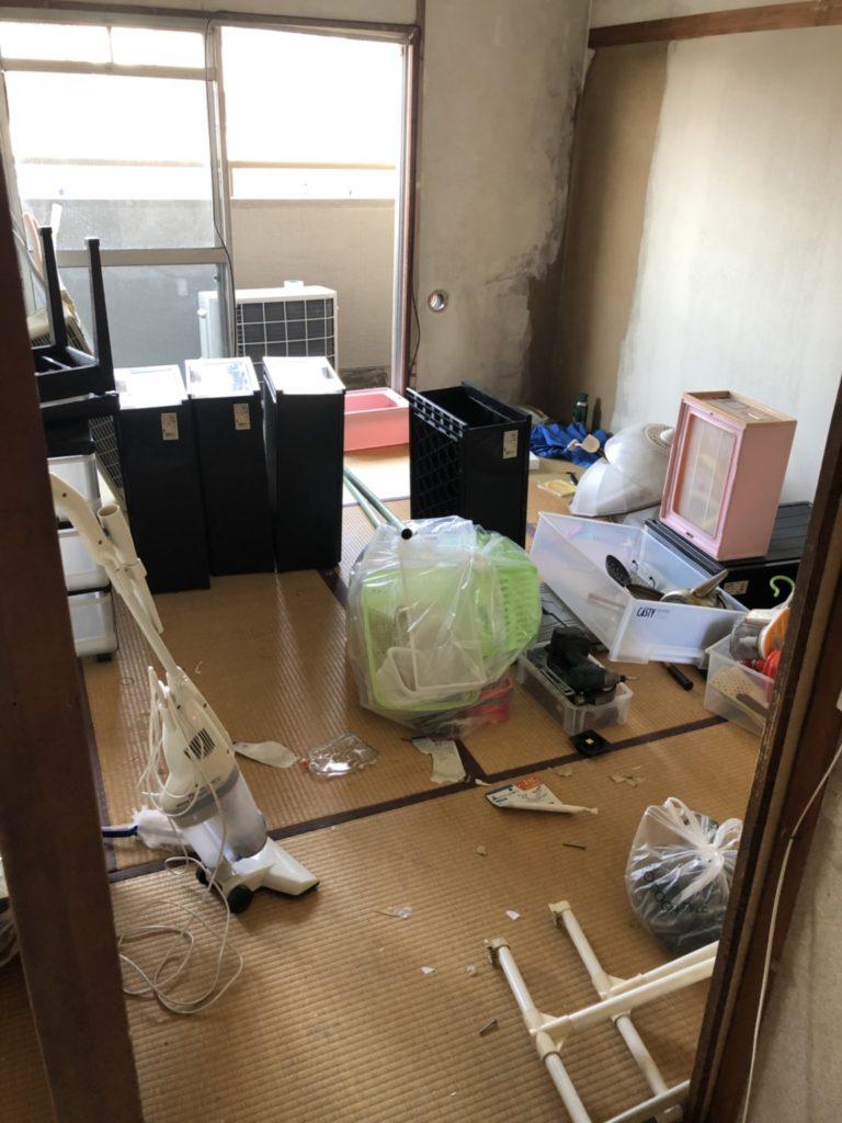 大阪市淀川区の生前整理8