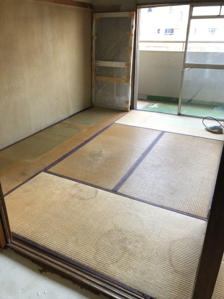 大阪市淀川区の家一軒丸ごと片付け