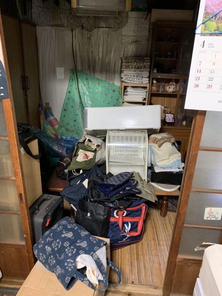 大阪市淀川区家一軒丸ごと整理不用品処分3