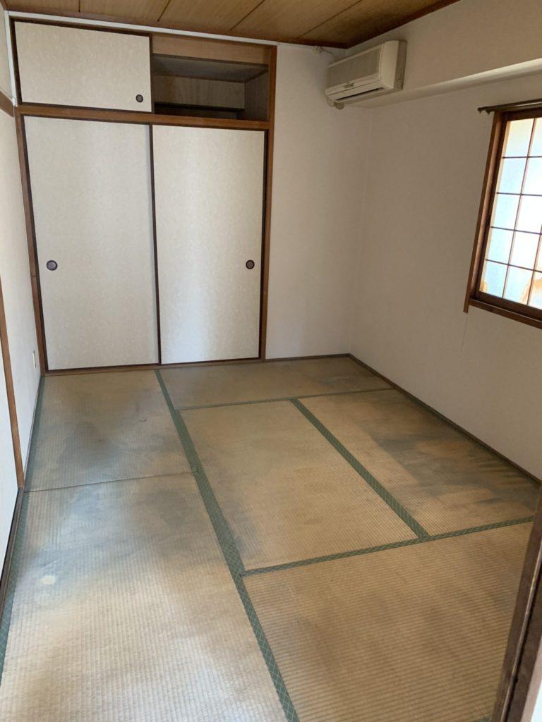 大阪市浪速区家一軒丸ごと整理不用品回収3