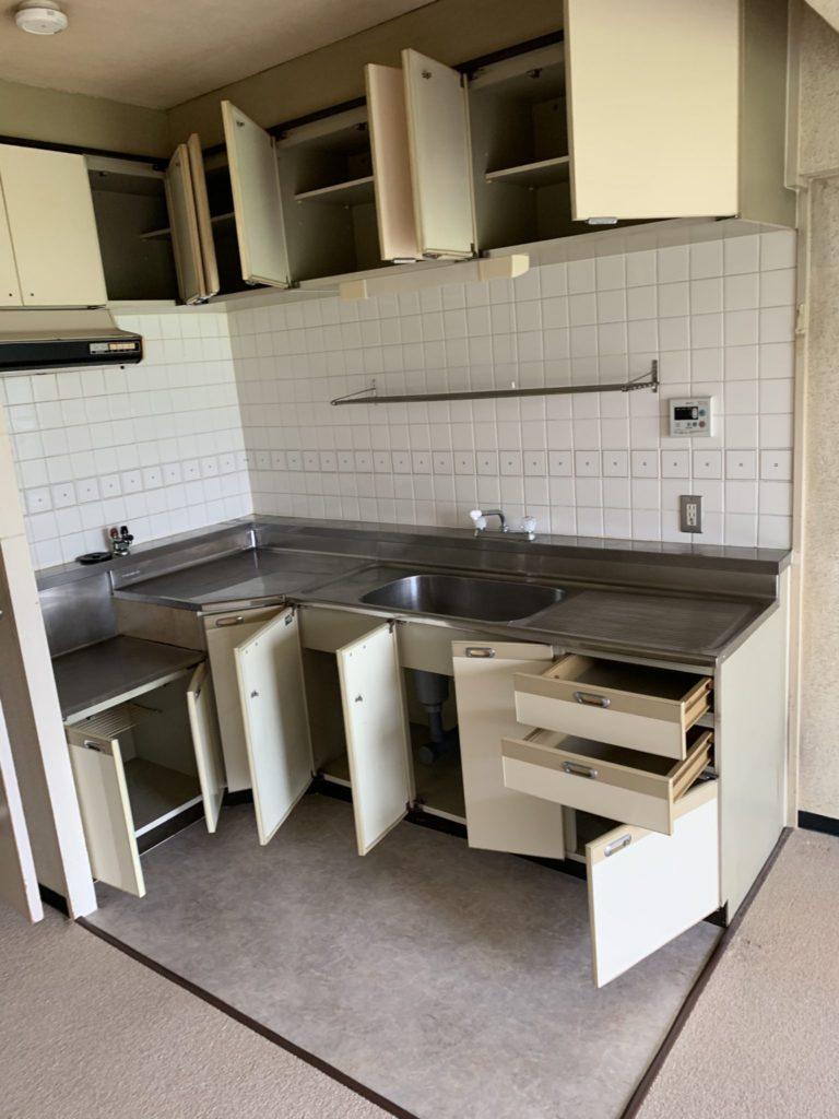 淀川区一軒家丸ごと整理不用品回収後5