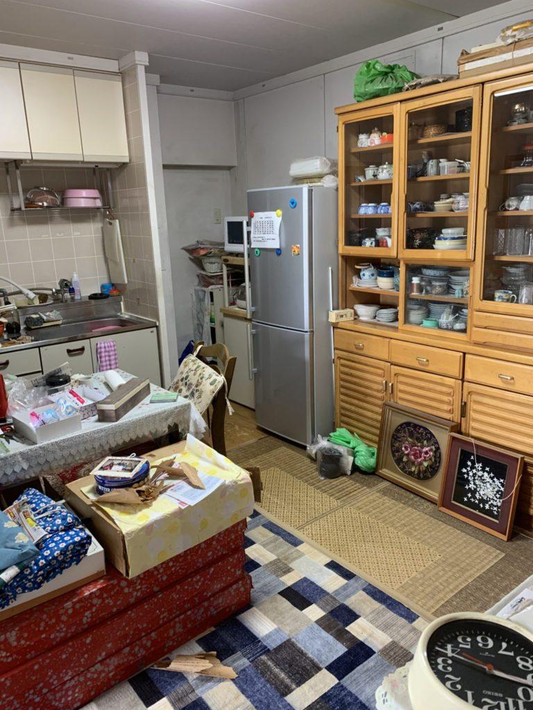 大阪府貝塚市の家丸ごと整理