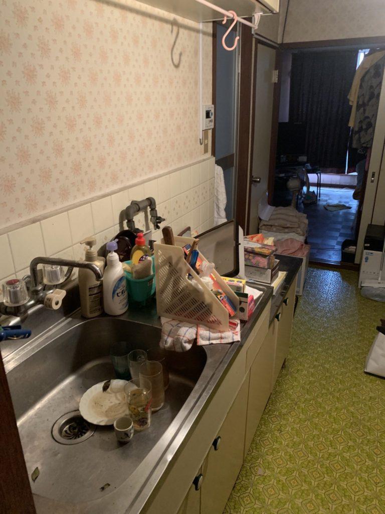 大阪市淀川区の生前整理7