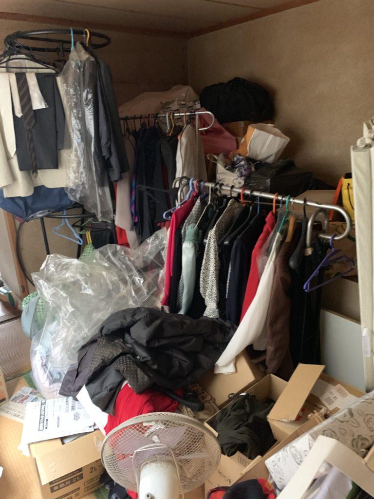 大阪市淀川区の大量の不用品回収2