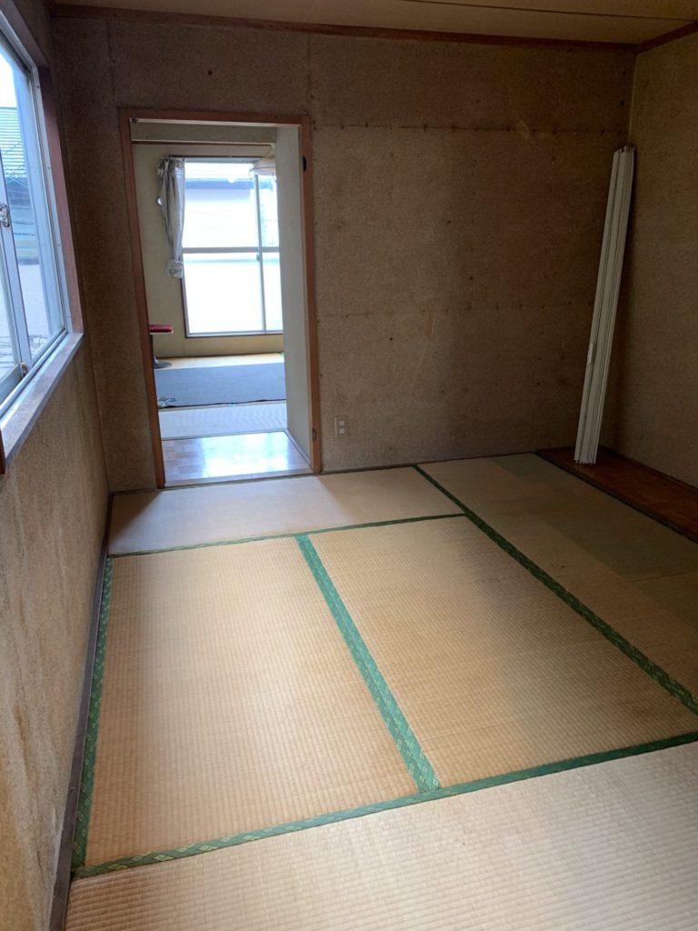 大阪市淀川区の大量の不用品回収9