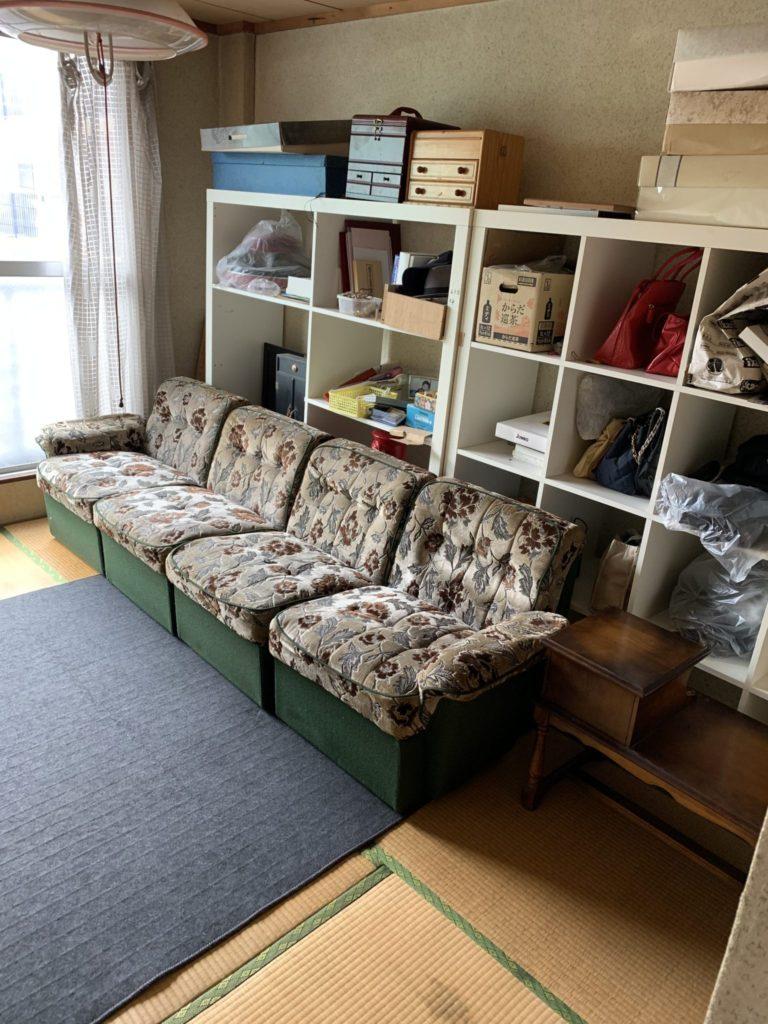 大阪市淀川区の大量の不用品回収8