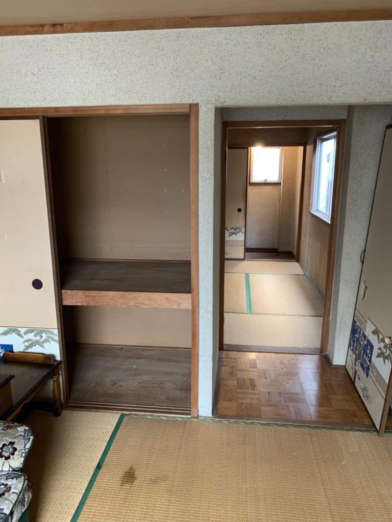 大阪市淀川区の大量の不用品回収10