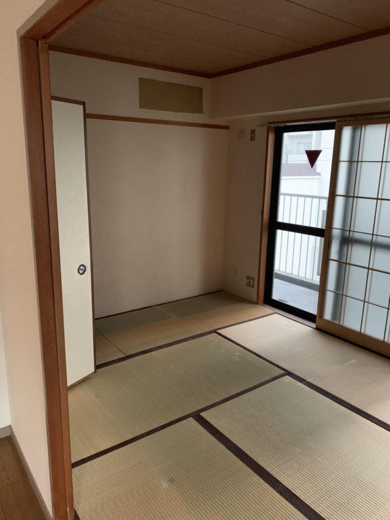 兵庫県伊丹市生前整理後1