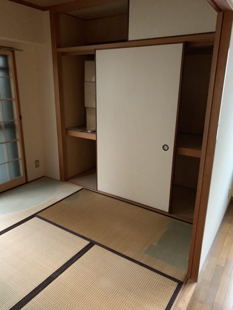 兵庫県伊丹市生前整理後2