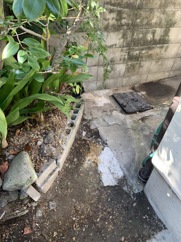 大阪市淀川区の植木鉢の処分