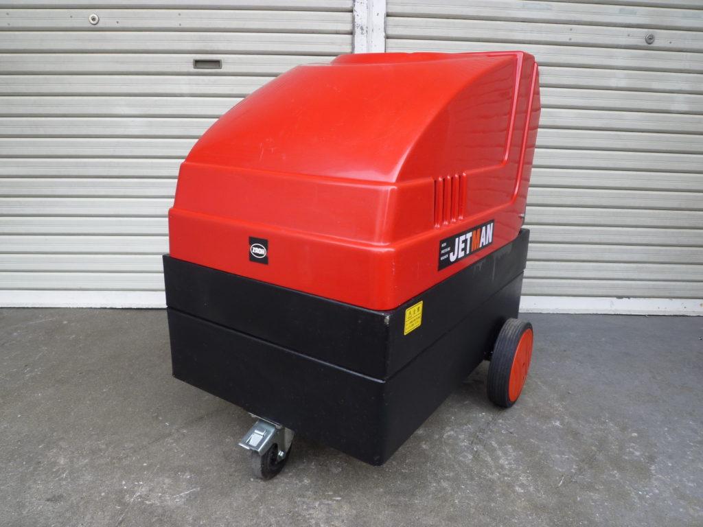大阪府豊能郡能勢町で蔵王産業ボイラー温水高圧洗浄機の買取1