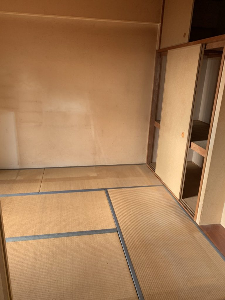 大阪市淀川M様70代男性家一軒丸ごと整理引っ越し 大量の不用品回収後2