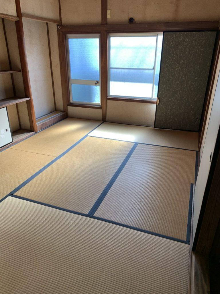 大阪市淀川区Y様70代女性家一軒丸ごと整理大量の不用品処分後1