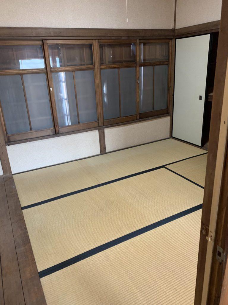 大阪市淀川区Y様70代女性家一軒丸ごと整理大量の不用品処分後2