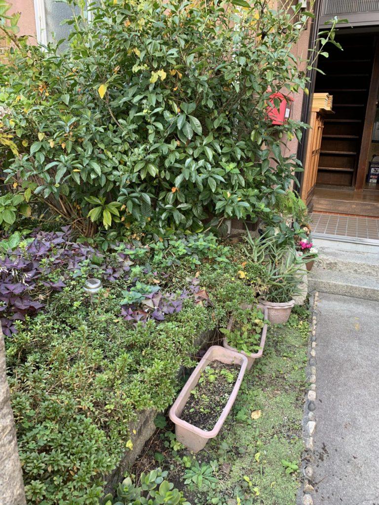 大阪市淀川区Y様70代女性家一軒丸ごと整理大量の不用品処分前5