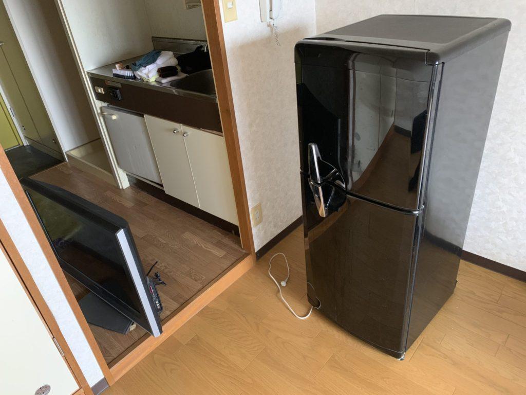 京都市伏見区少量の不用品回収前1