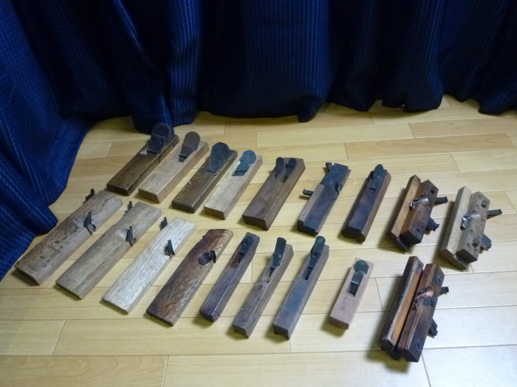 大阪市福島区にて大工道具の鉋を買取させて頂いたクリニーズの不用品買取事例