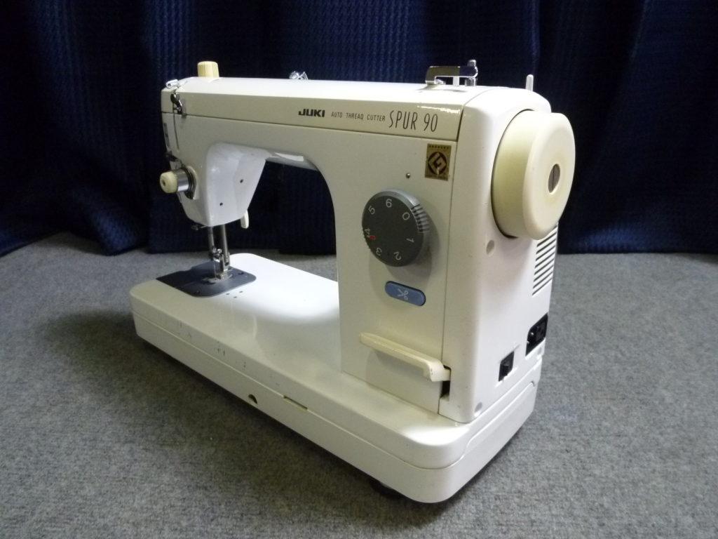 大阪市東淀川区にてJUKIの職業用ミシンを買取