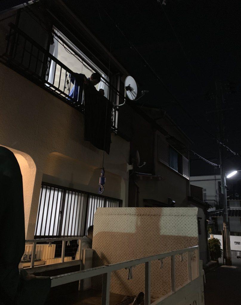 大阪府松原市I様30代女性大量の不用品処分引越しサービス7
