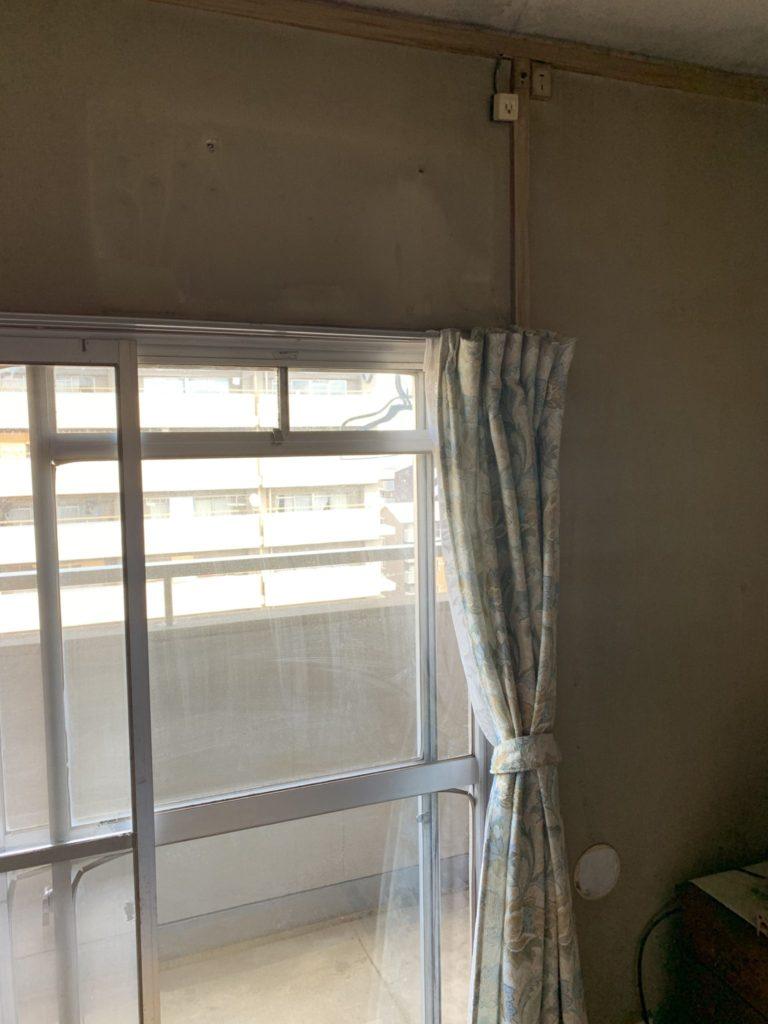 大阪市淀川区K様80代女性 少量の不用品回収後1