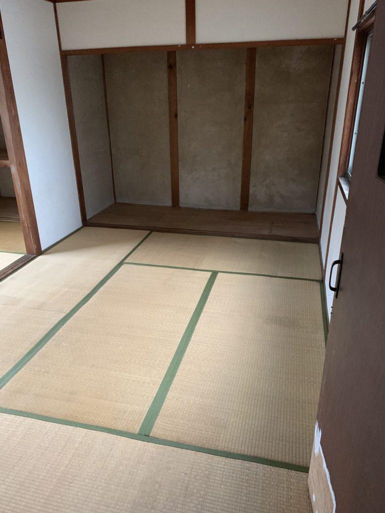 大阪府八尾市N様20代女性大量の不用品回収家一軒丸ごと整理後1
