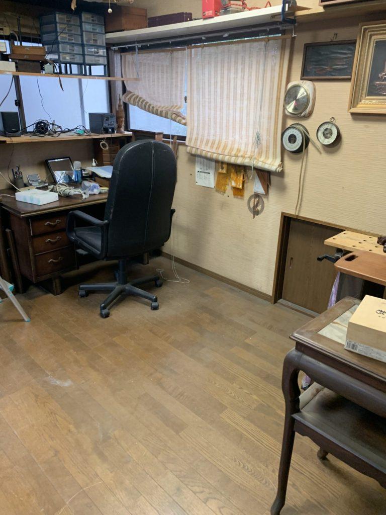 大阪府八尾市遺品整理大量の不用品処分前6