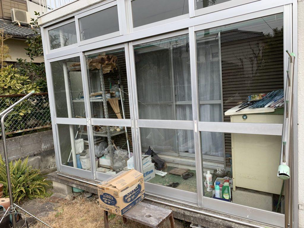 大阪府遺品整理家一軒丸ごと整理前10