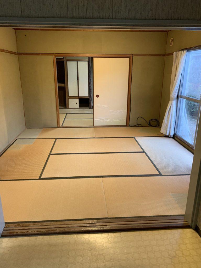 大阪府堺市堺区遺品整理 家一軒丸ごと整理後3