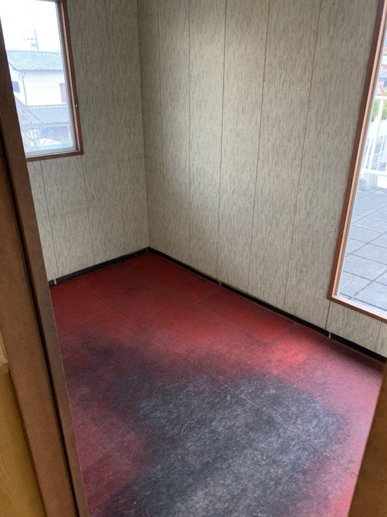 大阪府堺市堺区遺品整理 家一軒丸ごと整理後10